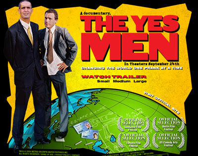 The Yes Men (vostfr)