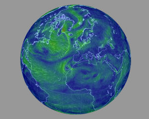 Earth Wind Map L Alliance