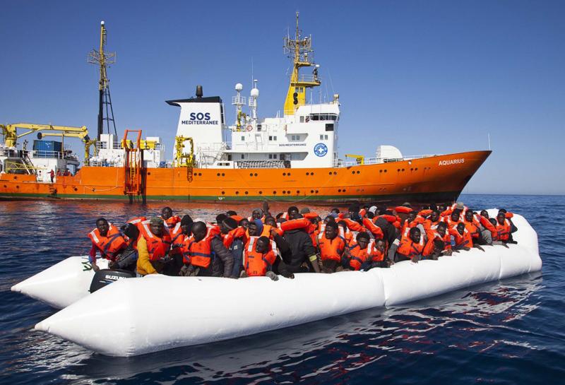 Výsledek obrázku pro SOS Mediterranee